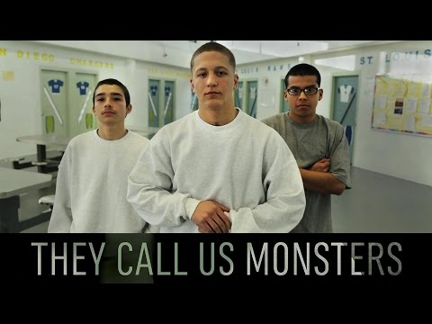 THEY CALL US MONSTERS -- Juvenile Prison Documentary with Di