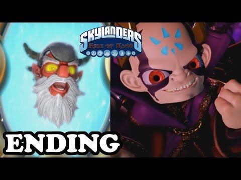 Skylanders: Rise of Kaos - KAOS VS EON! EON DEFEATED! + ENDING - Part 7 Walkthrough