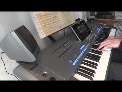 Church music on Tyros 5: Prelude (Church Voluntaries)