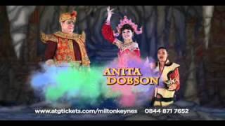 Pantomime: Aladdin - Milton Keynes Theatre - 2011 - ATG Tickets