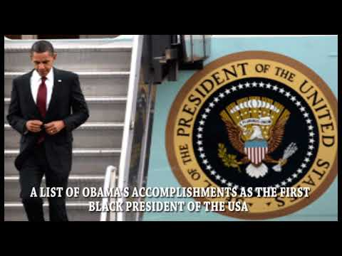 news-alert:-a-list-of-obama's-accomplishments-as-the-first-black-president-of-the-usa