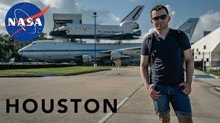 NASAnın Houston Uzay Merkezi