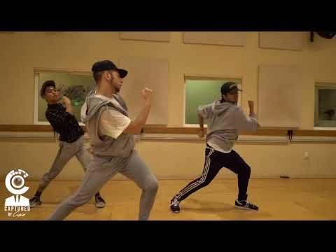Camila Cabello, Daddy Yankee   Havana Remix   Choreo By - Giovanni Tisera