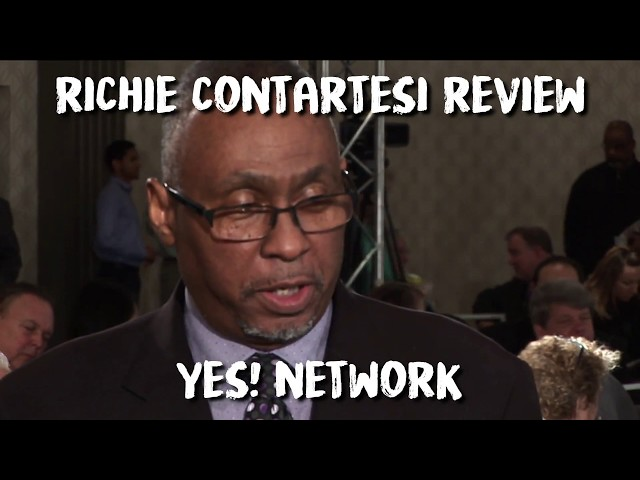 Richard Contartesi Review - YES! Network