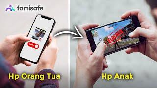 Cara Membatasi Anak Main Hp Menggunakan Aplikasi Parental Control | Wondershare Famisafe screenshot 4
