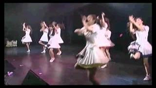 フランスのJapan Expo ぱすぽ☆のフライト映像.
