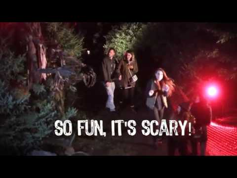 Saunders Farm...So Fun, It's Scary!! 2016 FrightFest