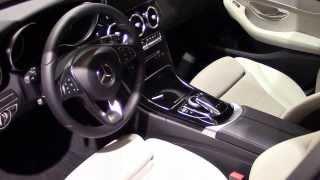 EXCLUSIVE: New 2015 Mercedes-Benz C-class [Avantgarde]
