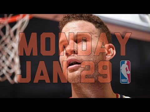 NBA Daily Show: Jan. 29 - The Starters