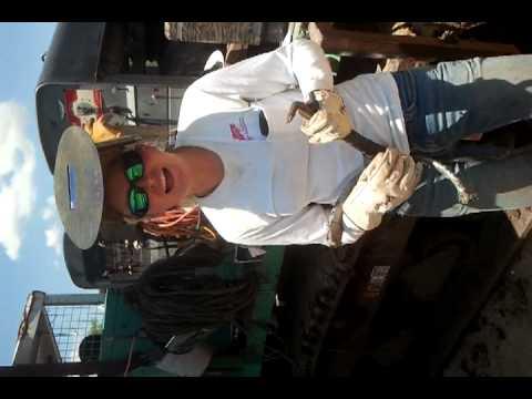 """Welding song """"I should of been a welder"""""""