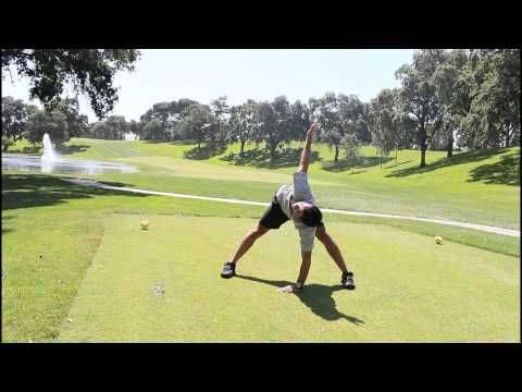 Yoga For Golf Part 2