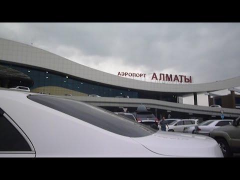 По дороге с облаками Перелет Алматы - Москва - 3160 Air Astana 23 05 2015