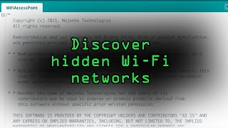 How Hackers Can Find Hidden Wi-Fi Networks & Their Names screenshot 4