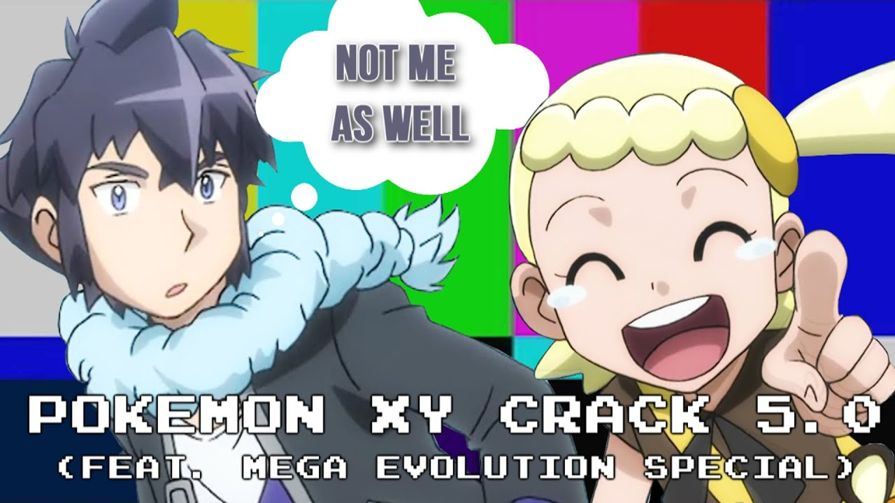 Pokemon xy crack 5 0 feat mega evolution special - Pokemon xy mega evolution ...