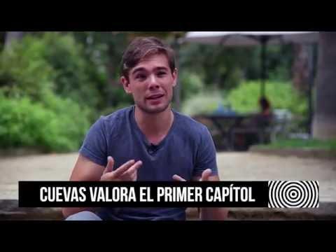 Carlos Cuevas valora l'inici de la 2a temporada de «Merlí»