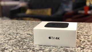 Apple TV 4k Unboxing (Free with DirecTV Now!)