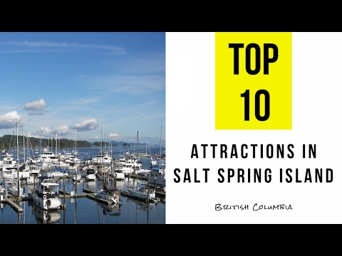 Top 12. Best Tourist Attractions in Salt Spring Island - British Columbia