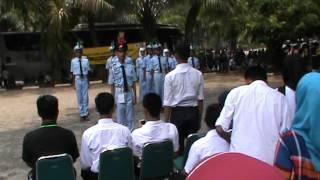 LKBB Gerilya 2014 Paskibra SMK AL - MUHAJIRIN Depok