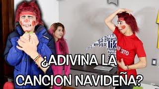 ADIVINA LA CANCION NAVIDEÑA | Lapizito Gomita y Lapizin