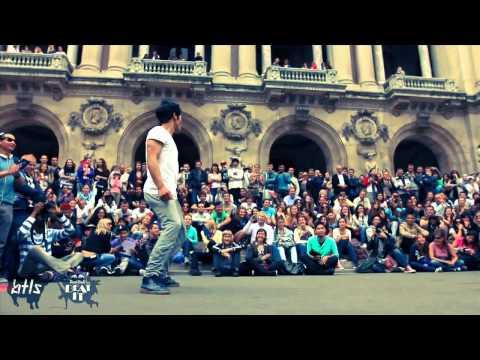 Break dance 2018 sur musique Chaabi
