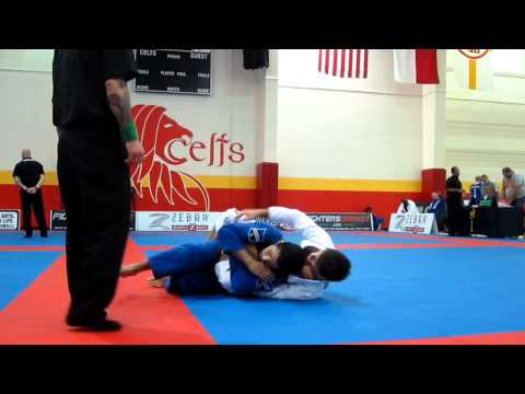 Rafael Mendes vs Gustavo Carpio | 2013 Houston Open | Art of Jiu Jitsu Academy | (949) 645 1679