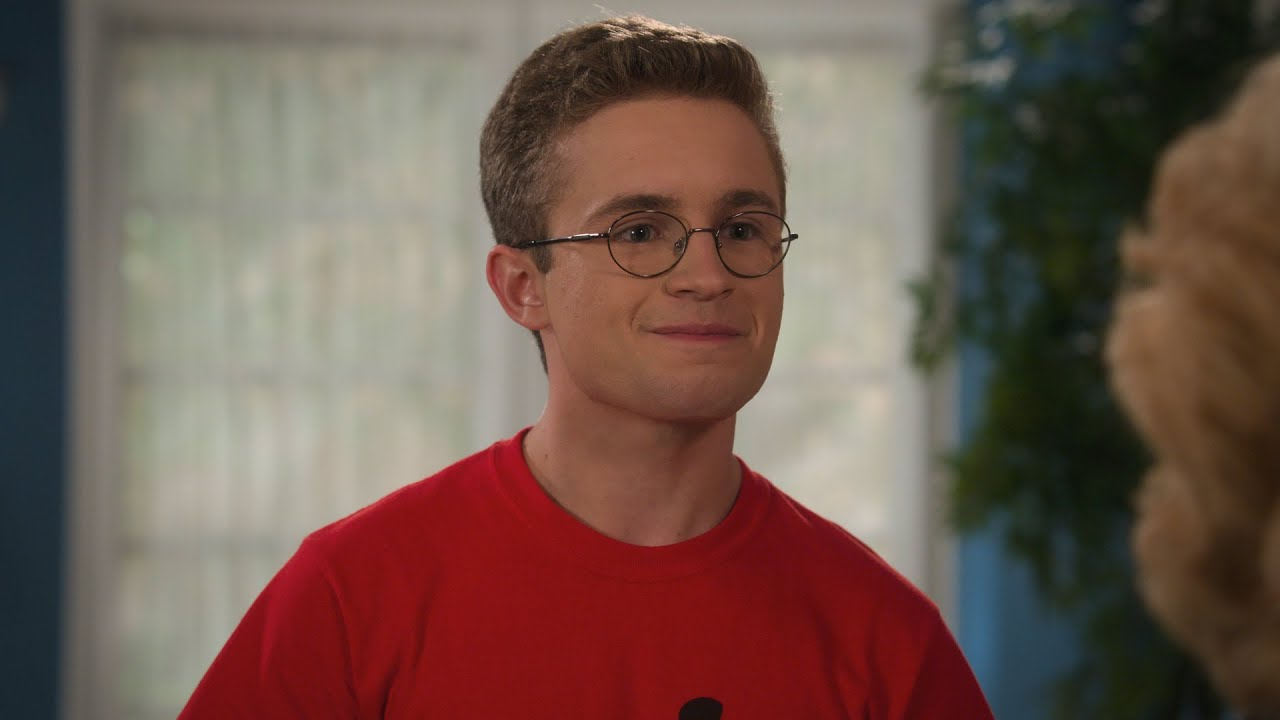 Download Adam Sets Some Boundaries for Beverly - The Goldbergs