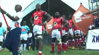 Relive the RUGBY GOLD CUP KENYA VS ZIMBABWE Game