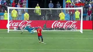 Россия Испания пенальти 1