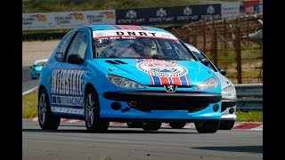 Onboard with Tom Coronel in the Peugeot 206 GTi Cup at Circuit Zandvoort