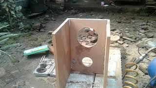 Membuat box speaker 6 inch Part I
