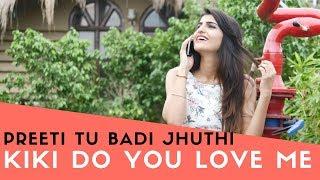 Kiki Do You Love Me (In My Feelings)  - Hindi Version  | Idiotic Launda Ft Kaka