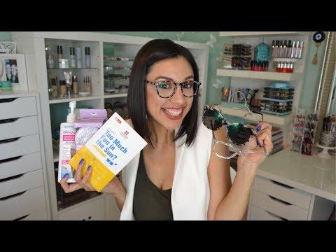 Random Haul - Summer Beauty Necessities, Fashion, New Glasses!