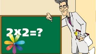Повышаем успеваемость ребенка по математике - Все буде добре - Выпуск 481 -20.10.14-Все будет хорошо