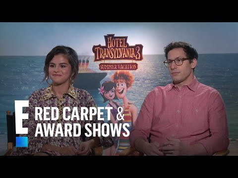 Selena Gomez & Andy Samberg Dish on Their Friendship  E! Live from the Red Carpet