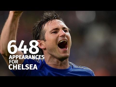 Frank Lampard Retires - His Career In Numbers