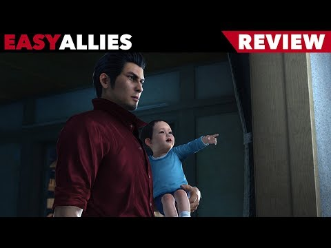 Yakuza 6: The Song of Life - Easy Allies Review