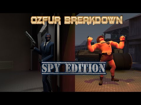 The Offical Unoffical Ozfur VSH Class Breakdown Spy Edition Final Version