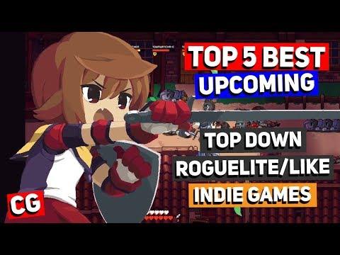 Top 5 Best Upcoming Roguelite / Roguelike Indie Games