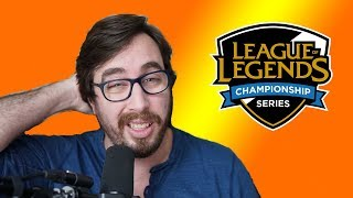 Why is LCS starting to FAIL in this category? - Travis Talks thumbnail