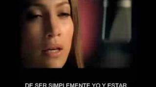 Jennifer Lopez - Alive (Subtitulado en espanol)