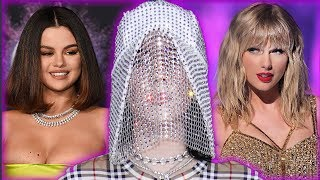 American music awards 2019 best dressed featuring taylor swift, lizzo, camila cabello, shawn mendes, billie eilish, ciara, halsey, dua lipa, and more! #taylo...