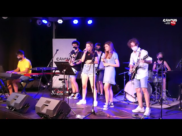 Nothing Else Matters - Campus Rock Girona 2021 - Concert Final