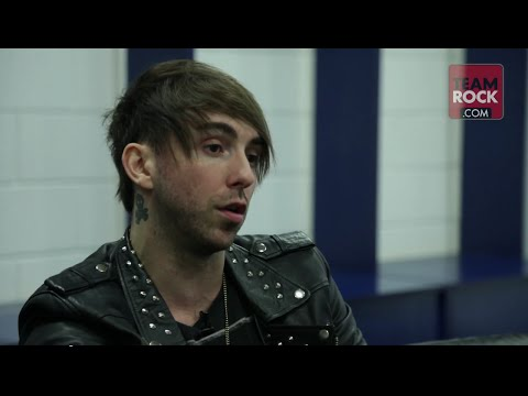 All Time Low  Alex on being touched inappropriately  Soundwave 2015  TeamRock