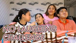 No Laughing Challenge by Alex Gonzaga