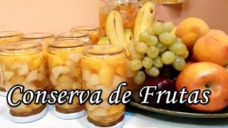 Como Fazer Conserva de Frutas – Receita Incrível