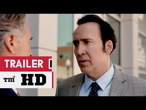 VENGEANCE  A LOVE STORY Official Trailer 2017 Nicolas Cage Revenge Thriller Mo HD