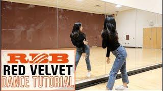 Red Velvet 레드벨벳 'RBB (Really Bad Boy)' Lisa Rhee Dance Tutorial