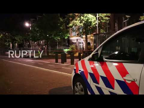 Netherlands: Attempted Molotov Attack Targets Turkish Consulate In Amsterdam