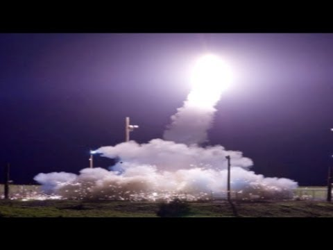 Breaking Alaska USA THAAD Shoots Down Missile in response to North Korea ICBM Launch July 12 2017