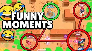 FUNNY MOMENTS DE SUSCRIPTORES | Alvaro845 | Brawl Stars